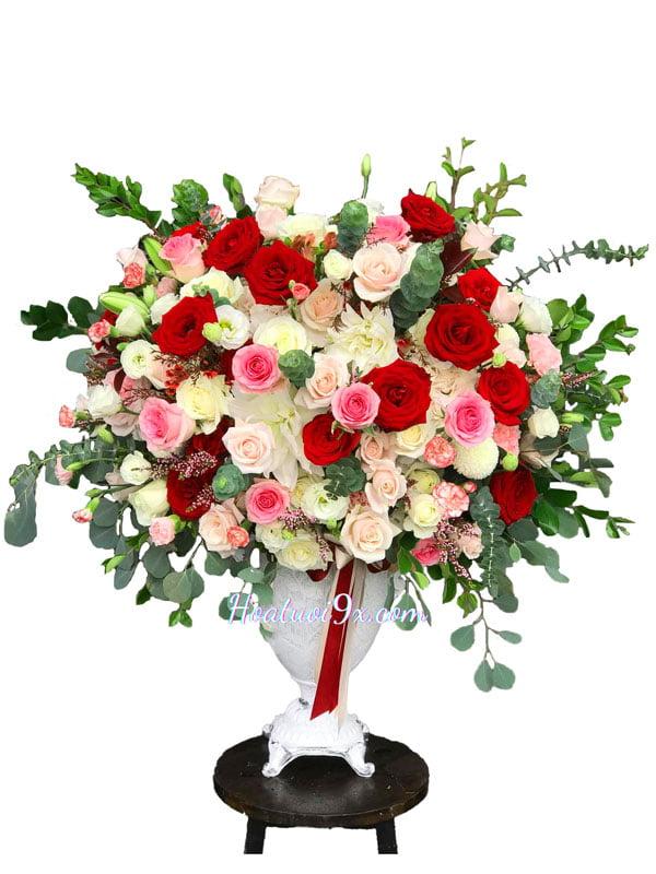 Hoa Cắm Bình B23