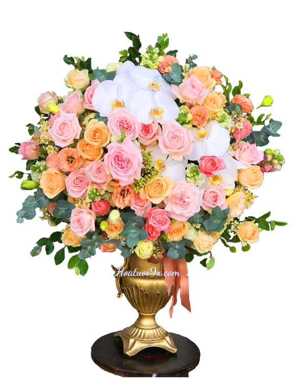 Hoa Cắm Bình B203