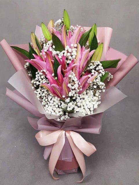 Ngôn ngữ hoa lily