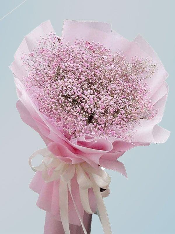 Bó hoa sinh nhật dễ thương
