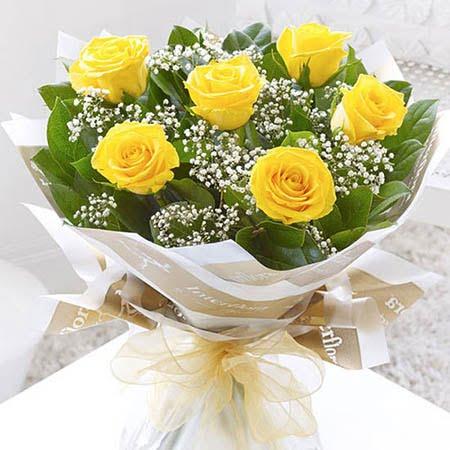 Những điều cần biết về hoa hồng vàng