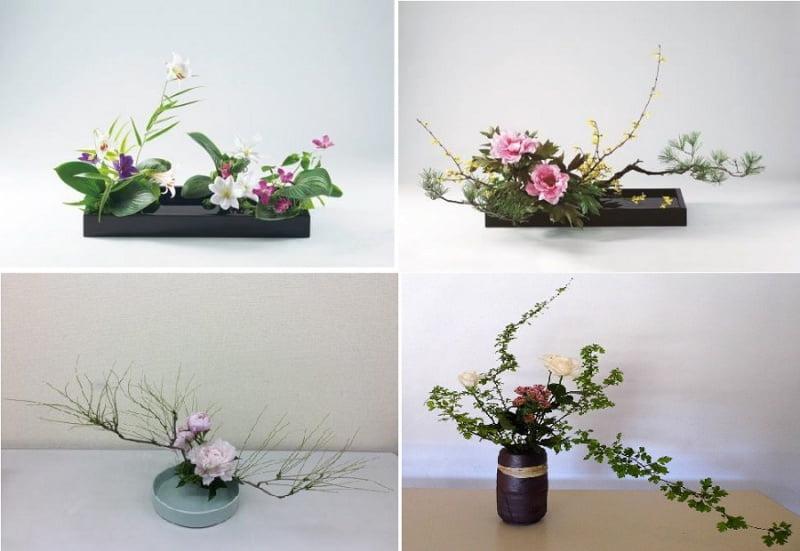 Một số lưu ý khi thực hiện kiểu cắm hoa đơn giản tại nhà