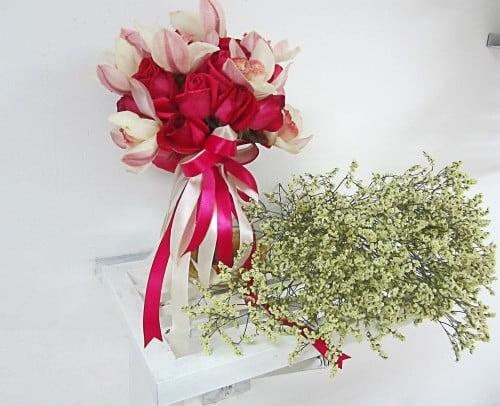 Cách làm nơ bó hoa tươi đơn giản nhất năm 2021