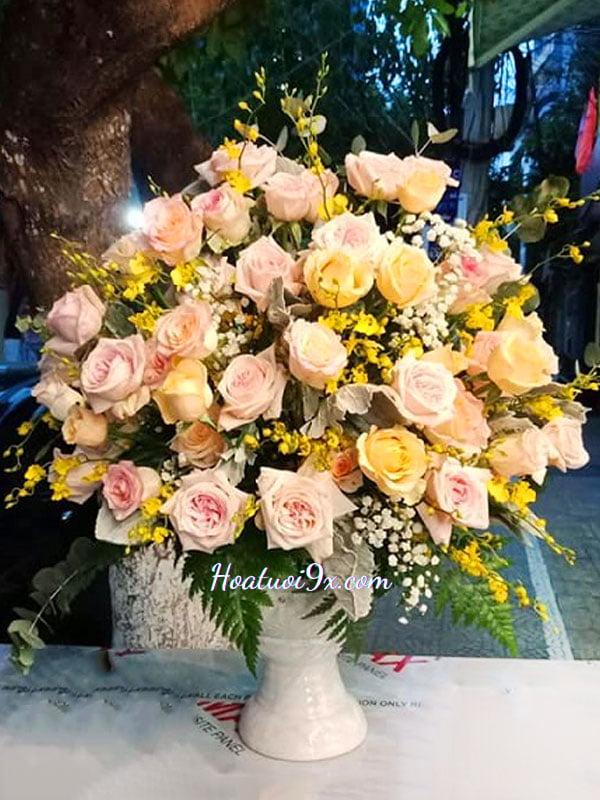 Hoa Cắm Bình B205