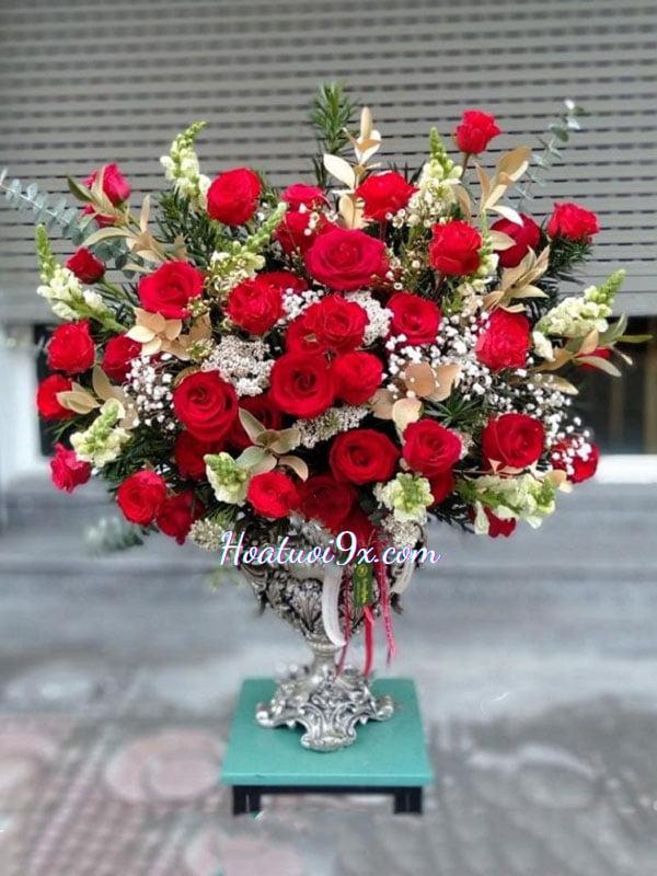 Hoa Cắm Bình B206