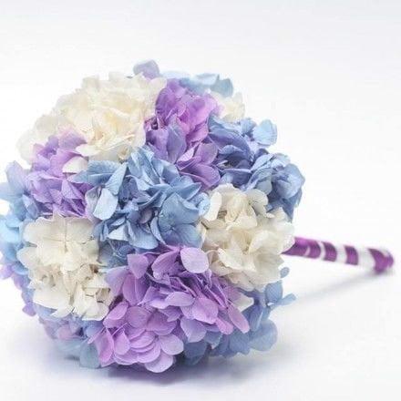 Hoa cẩm tú cầu hồng với sự lãng mạn