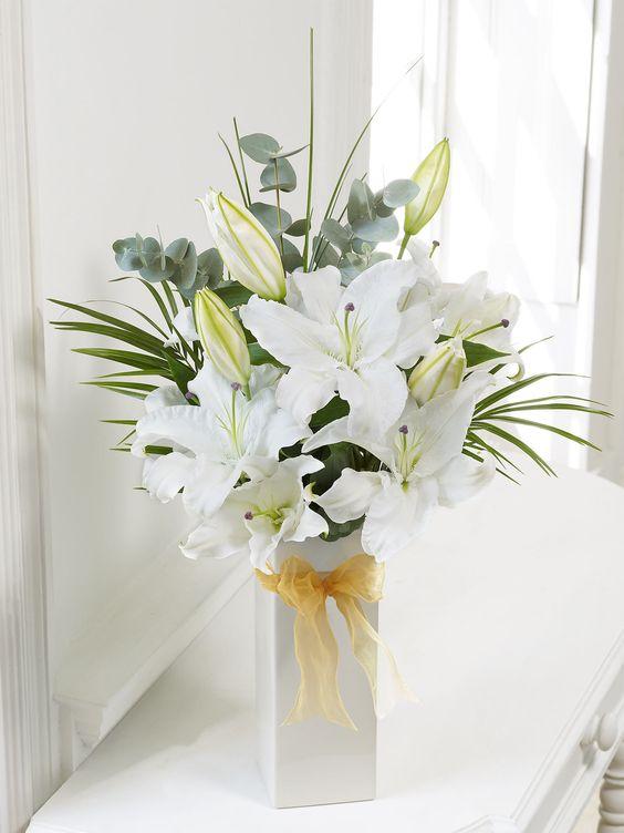 Giới thiệu hoa huệ trắng