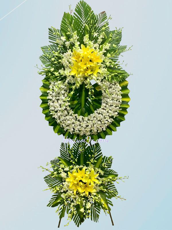 Hoa tang lễ S68