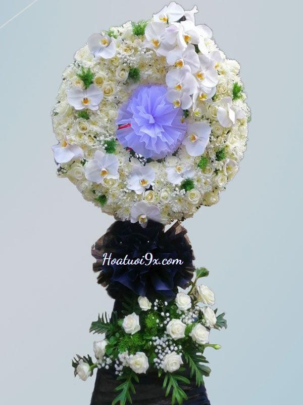 Hoa tang lễ S66