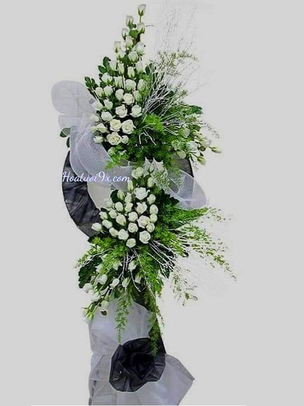 Hoa tang lễ S60