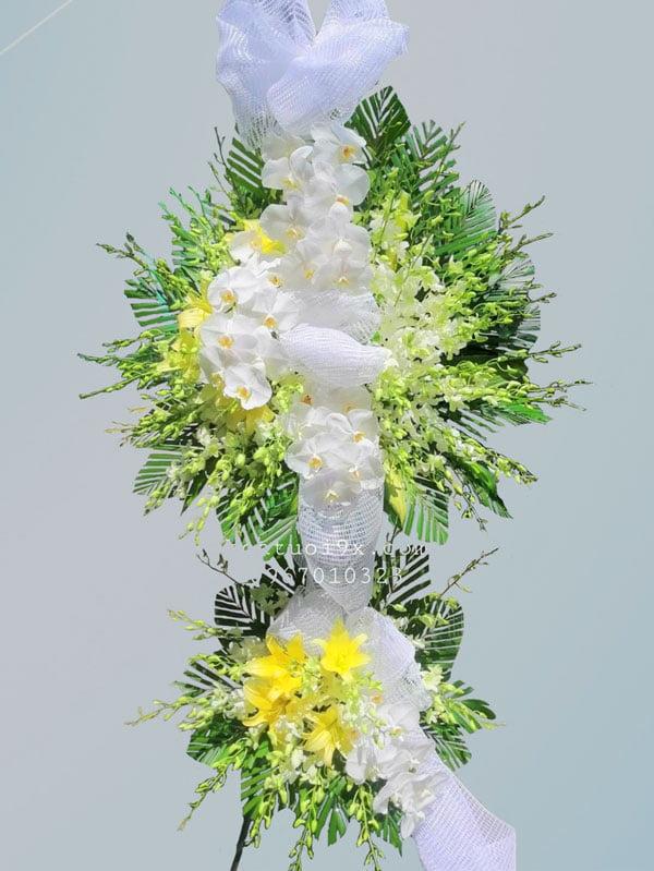 Hoa tang lễ S61