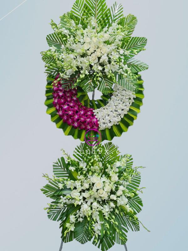 Hoa tang lễ S62