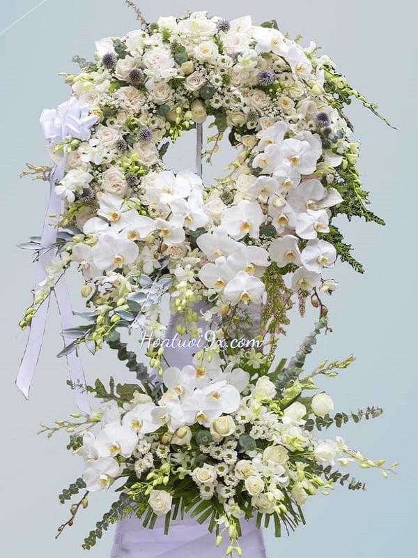 Hoa tang lễ S59