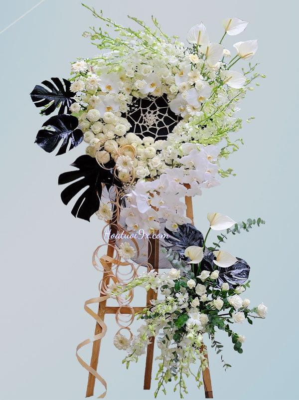 Hoa tang lễ S71