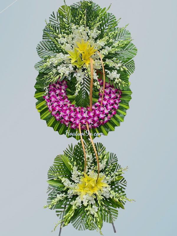 Hoa tang lễ S63