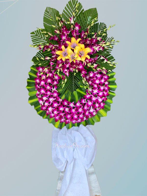 Hoa tang lễ Chia xa S97