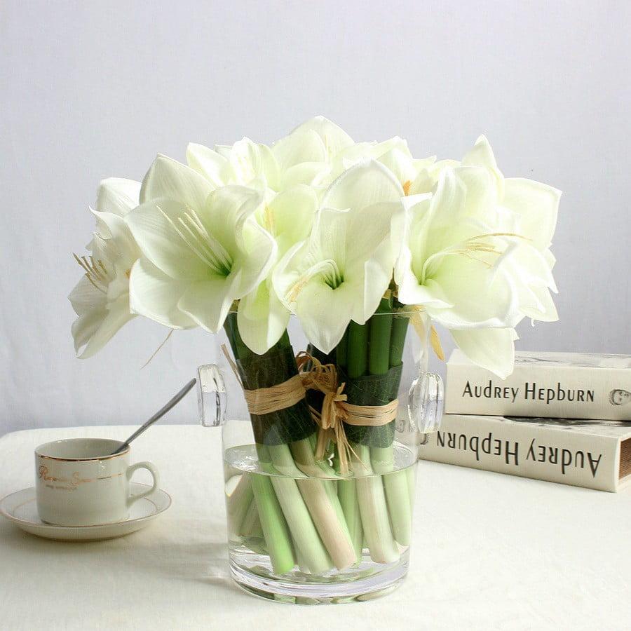 Giá trị của hoa huệ trắng trong cuộc sống