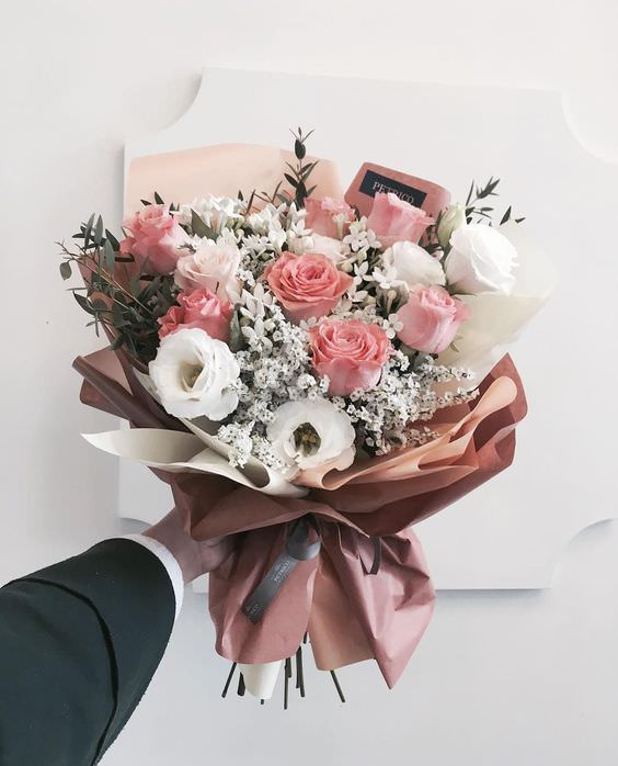 Số lượng hàng chục - Ý nghĩa của 9 bông hồng