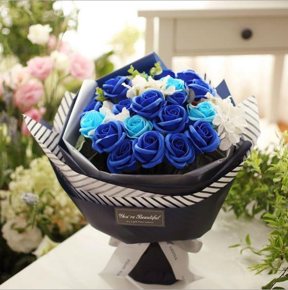 Dành tặng hoa hồng vào sinh nhật người yêu