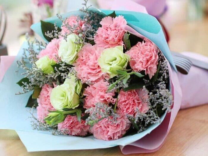 Hoa cẩm chướng - Hoa sinh nhật cao cấp