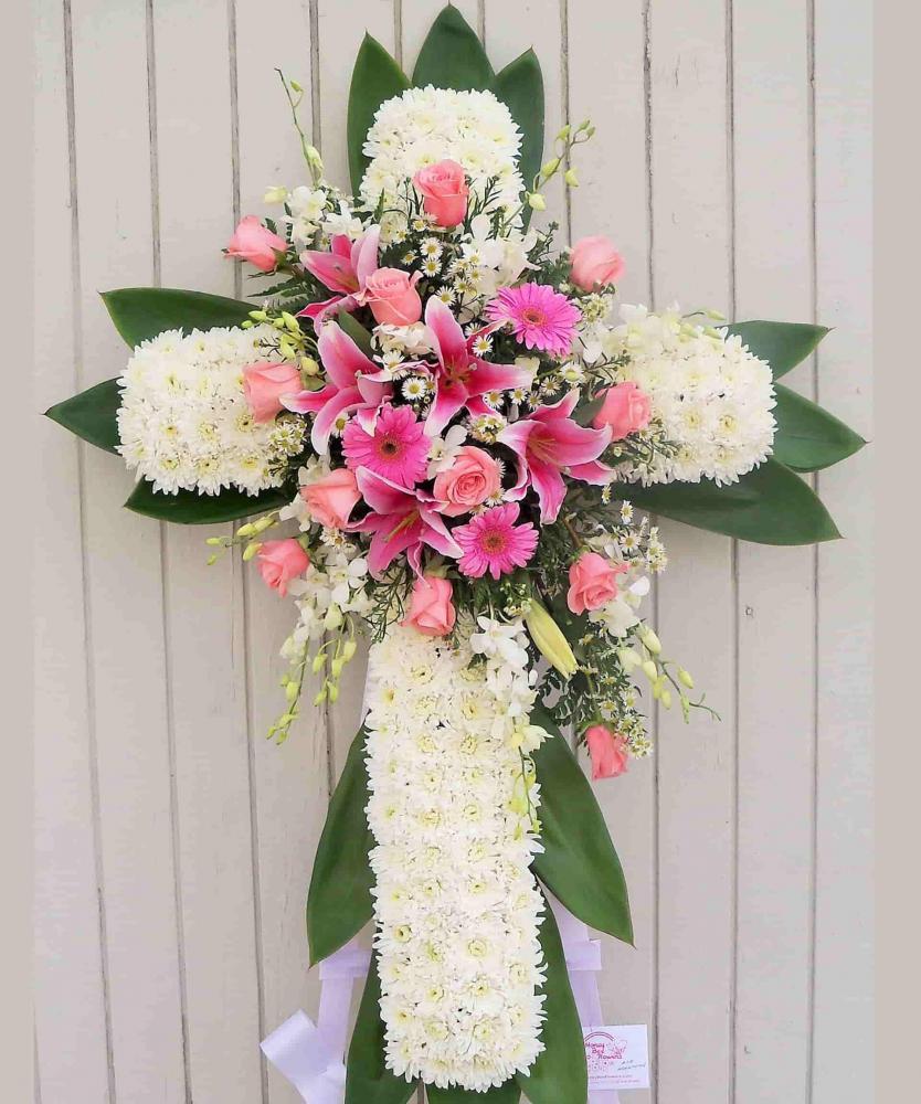 Kiểu dáng kệ hoa tang lễ