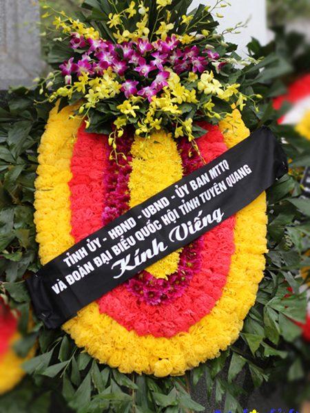 Đặt hoa tang lễ truyền thống tại Hoa Tươi 9x