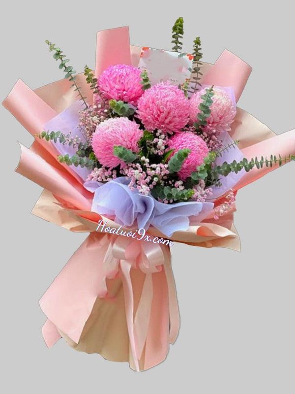 Giá hoa sinh nhật