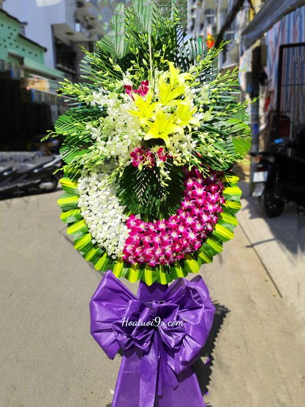 [Báo Eva.vn] - 3 lưu ý vàng khi đặt hoa tang lễ