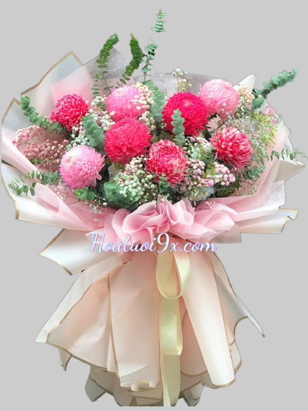 Bó Hoa Đẹp D11