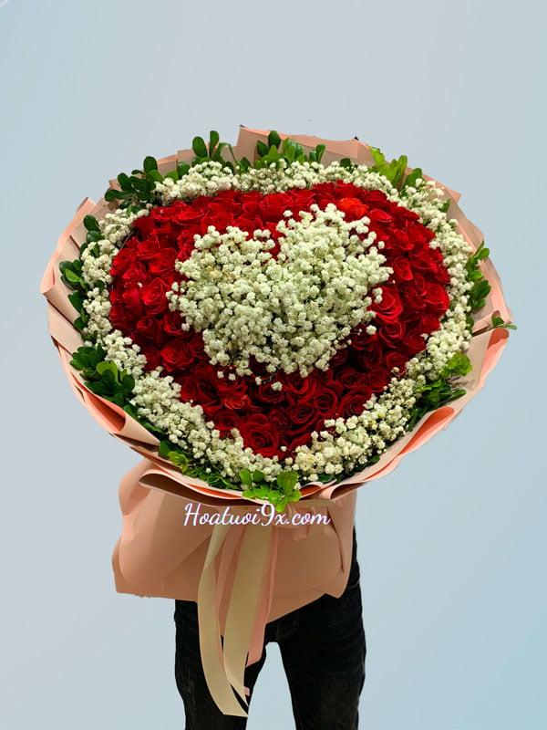 Hoa tình Yêu Hb21