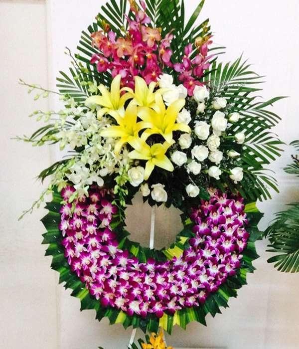 Hoa tang lễ kỷ niệm