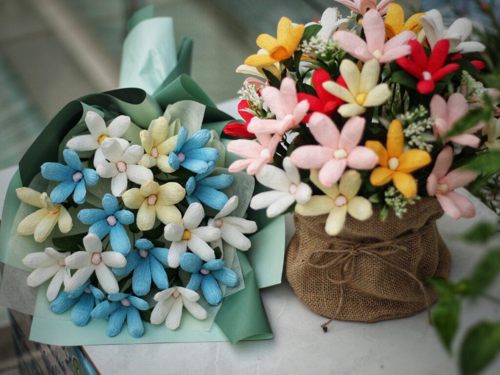 Hoa lưu ly - Là loại hoa tương trưng cho tình yêu khắc cốt ghi tâm