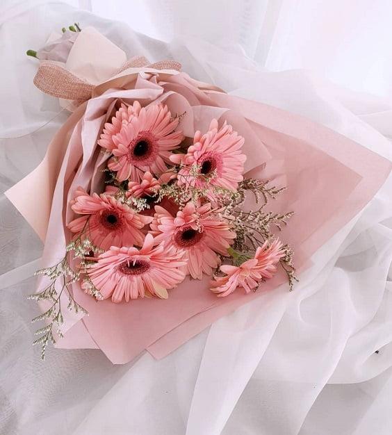 Mừng khai trương bằng hoa tài lộc; phát đạt