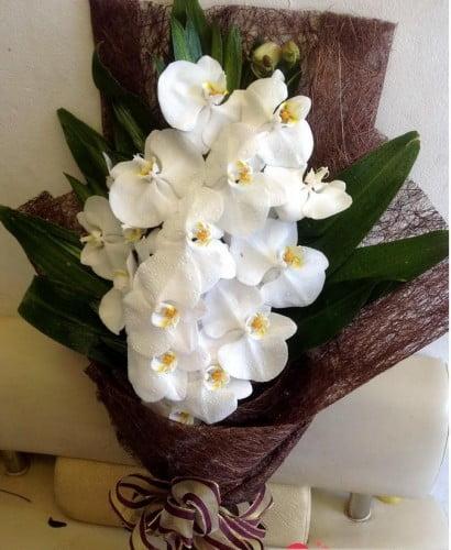 Top 5 mẫu bó hoa đám tang