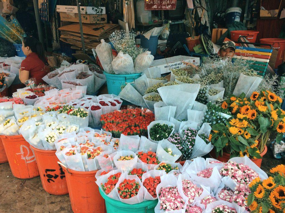 Nguồn lấy hoa tươi
