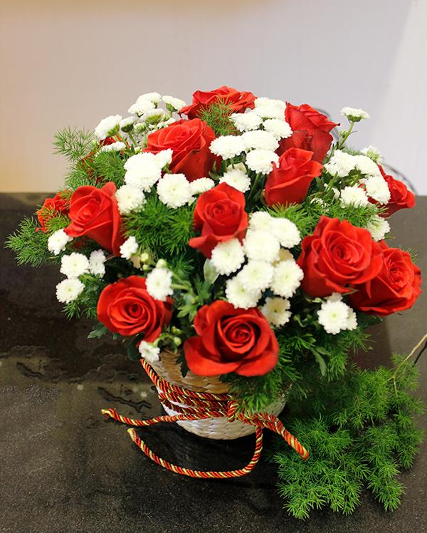 Mọi thông tin hay hoa đơn mua hoa đều rõ ràng