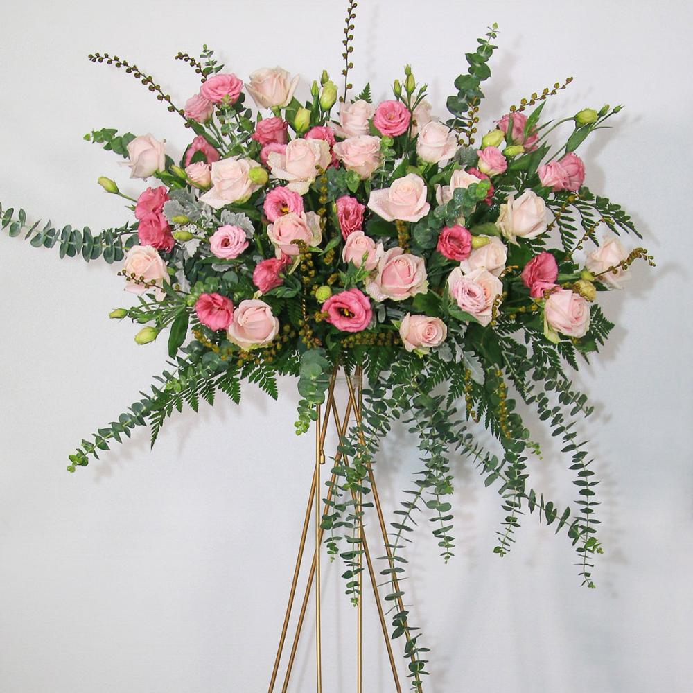 Hoa tươi đẹp chúc mừng khai trương - Hoa tươi 9x