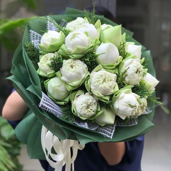 Bó hoa sinh nhật tinh tế