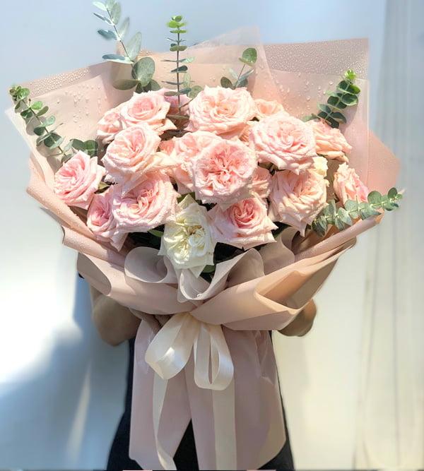 Bó hoa tươi mừng sinh nhật
