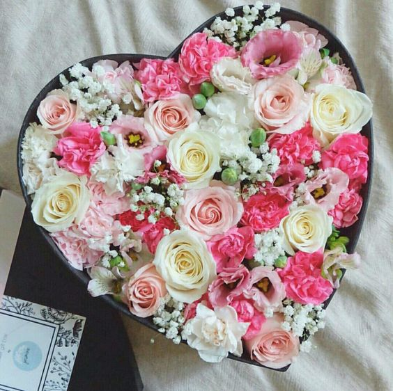 Kiểu dáng hoa sinh nhật