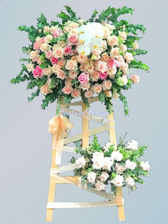 Chọn hoa chúc mừng theo màu sắc