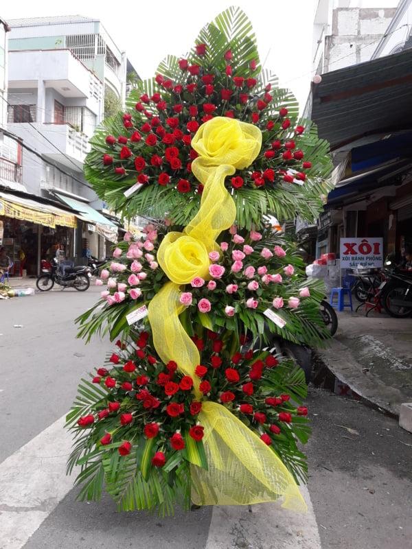 hoa tươi 9x cung ứng các mẫu hoa