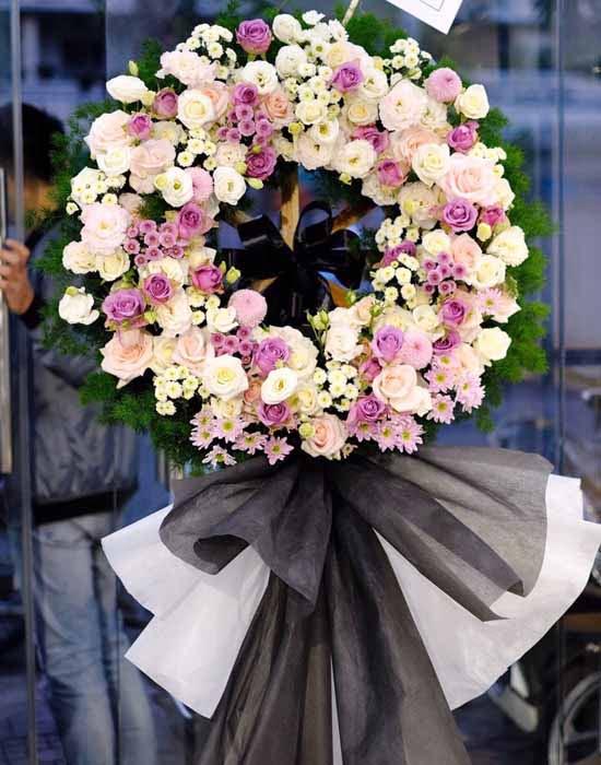 hoa giúp tưởng nhớ đấng sinh thành