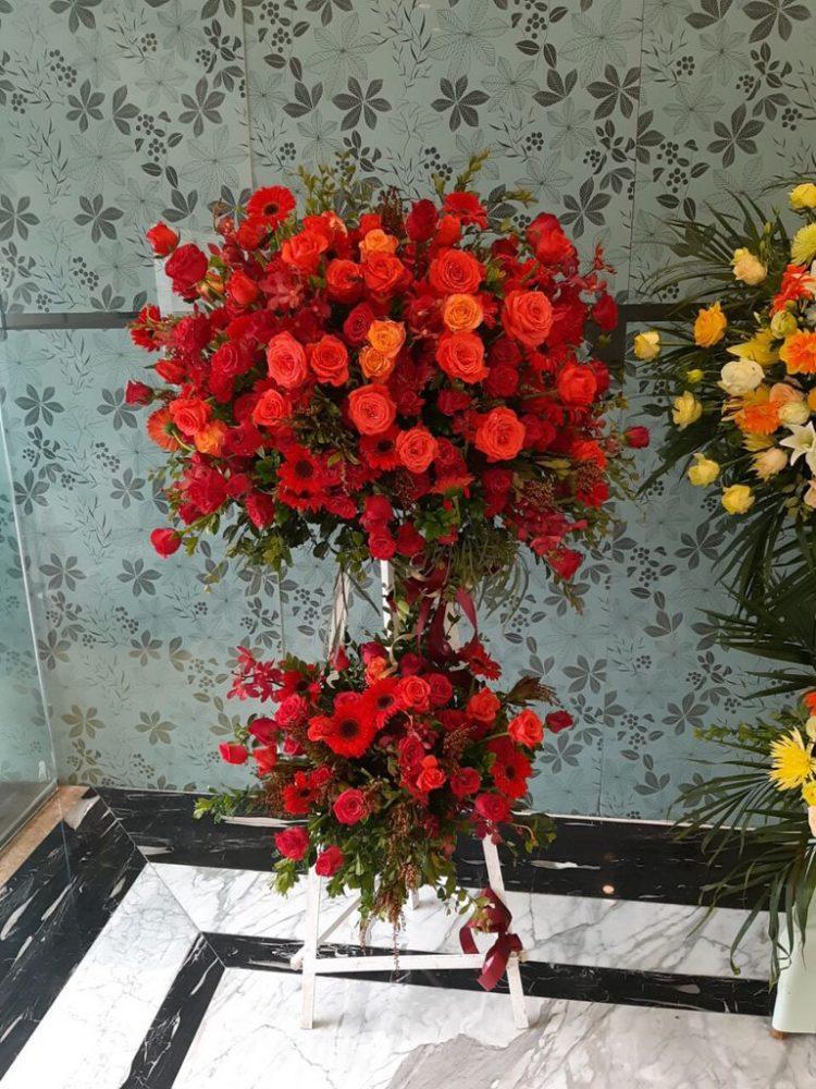 Tạo điều kiện thuận lợi cho việc di chuyển mua hoa