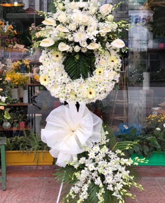 chọn màu hoa thì sẽ tùy thuộc vào từng vùng miền