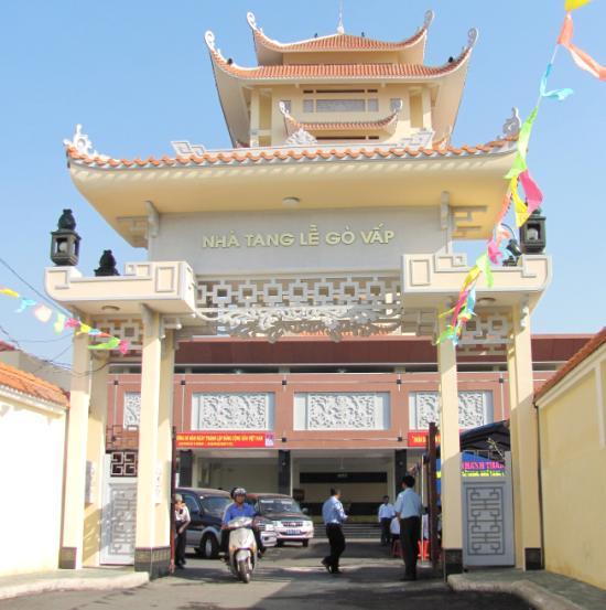 Nhà tang lễ quận Gò Vấp