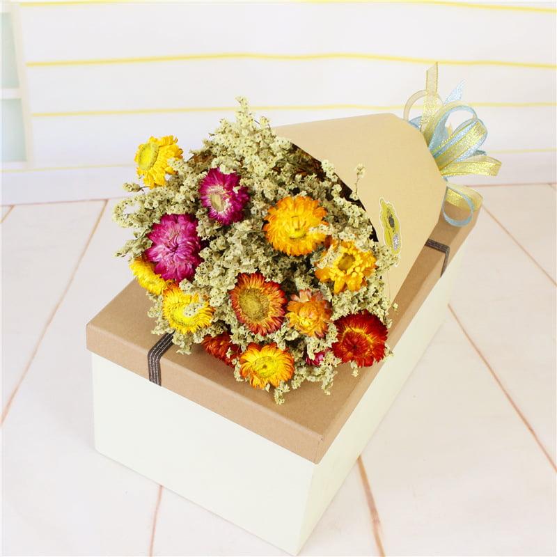 Hoa cúc bất tử - Loài hoa tượng trưng cho tình yêu bất diệt