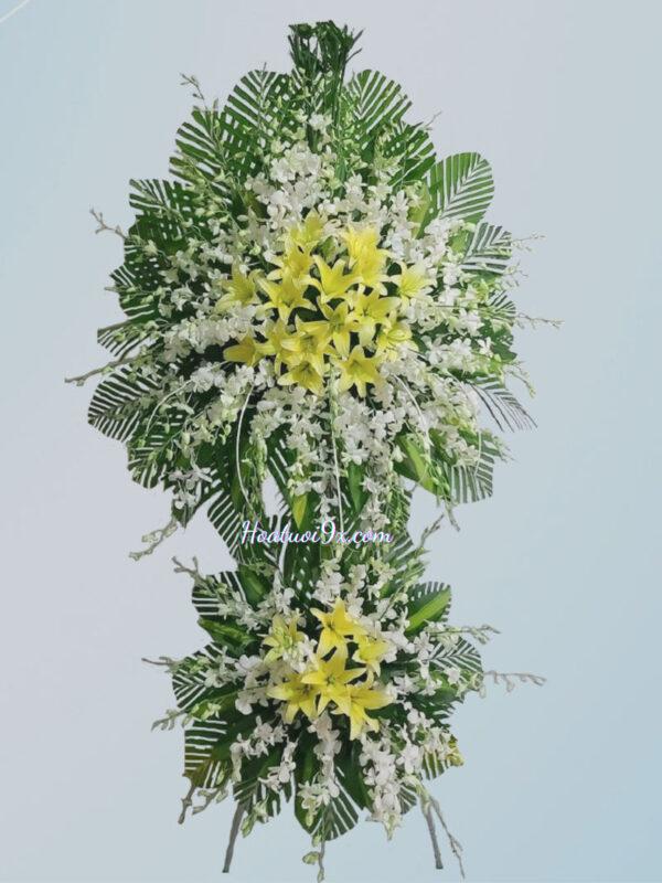 Hoa tang lễ Chia Buồn S15
