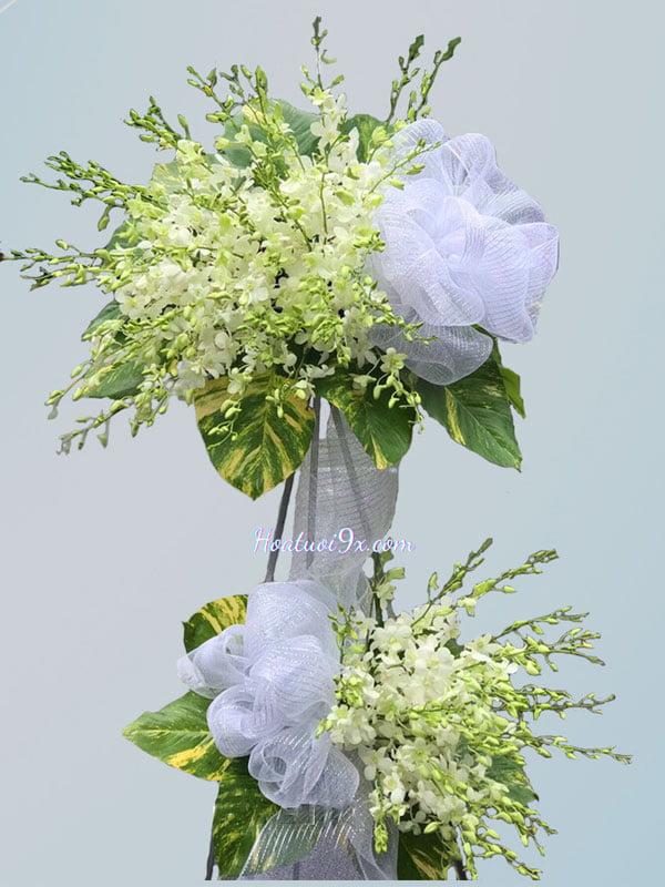 Hoa tang lễ đẹp
