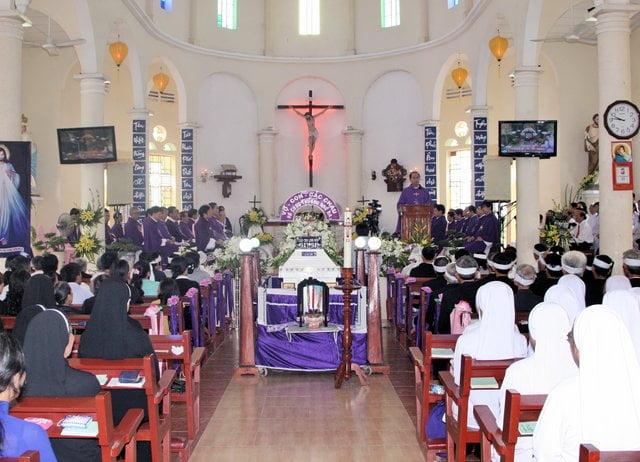 Những câu nói chia buồn đám tang Thiên Chúa Giáo